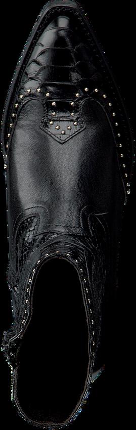 Zwarte BILLI BI Enkellaarzen 3613 - larger