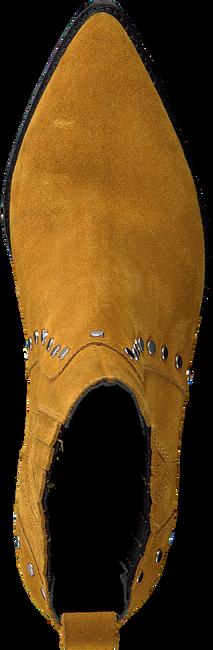 Gele BRONX Enkellaarsjes 33999 - large
