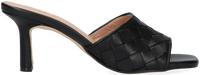 Zwarte NOTRE-V Slippers 23926  - medium