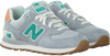 Grijze NEW BALANCE Sneakers WL574 - small