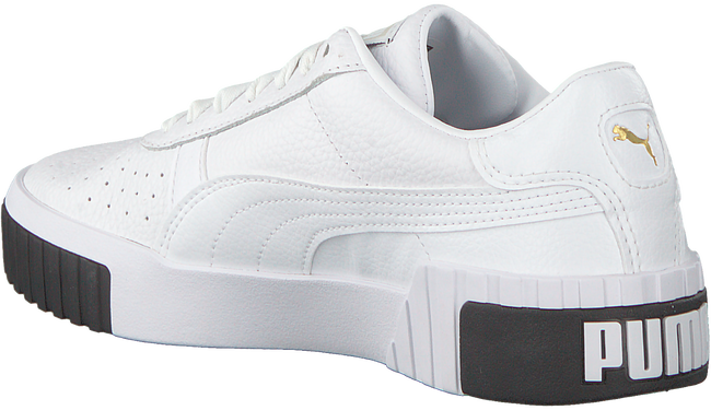 Witte PUMA Sneakers CALI WN'S  - large