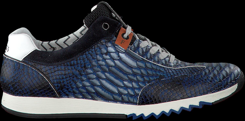 39503a4ff05 Blauwe FLORIS VAN BOMMEL Sneakers 16219 - large. Next