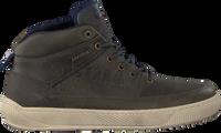Grijze GAASTRA Hoge sneaker DENZEL MID TMB  - medium