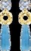 Blauwe JEWELLERY BY SOPHIE Oorbellen LUXURY EARRINGS - small