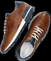Cognac VAN LIER Lage sneakers 2157549  - medium