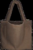 Bruine STUDIO NOOS Shopper CHUNKY TEDDY MOM-BAG  - medium