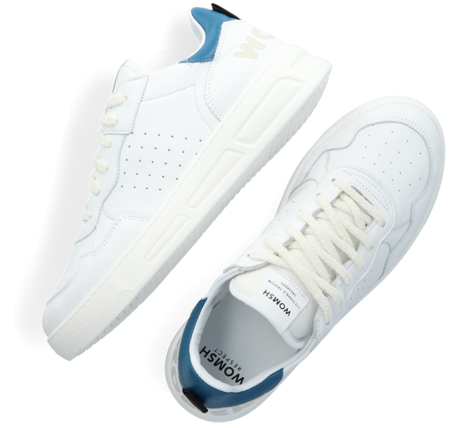 Witte WOMSH Lage sneakers HYPER  - large