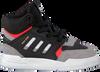 Zwarte ADIDAS Sneakers DROPSTEP KIDS  - small