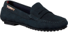 Blauwe TOMMY HILFIGER Mocassins COLORFUL TOMMY MOCCASIN  - small