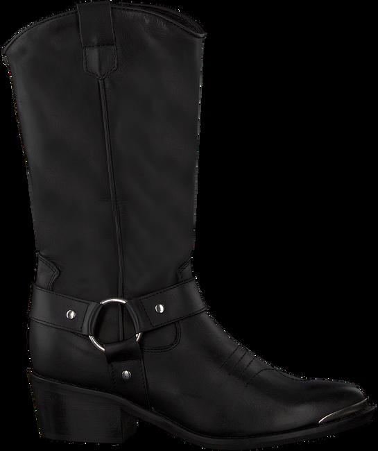 Zwarte PS POELMAN Cowboylaarzen R16313 - large