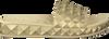 Gouden ASH Slippers SPLASH - small