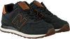 Zwarte NEW BALANCE Sneakers ML574 - small