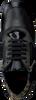 Zwarte RED RAG Sneakers 76476 - small