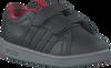 Zwarte K-SWISS Sneakers HOKE STRAP  - small