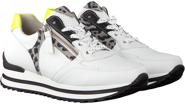 Witte GABOR Lage sneakers 525  - large