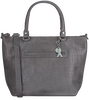Grijze BY LOULOU Handtas 04BAG04S - small