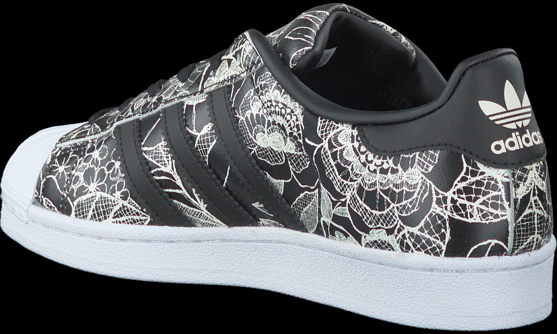 Zwarte Adidas Omoda Sneakers Superstar nl Dames wulPOXZiTk