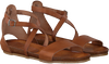 Cognac RED-RAG Sandalen 79210  - small