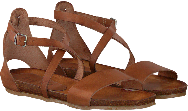 Cognac RED-RAG Sandalen 79210  - large