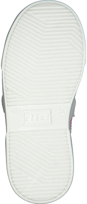 Witte CLIC! Sneakers 9476 - large