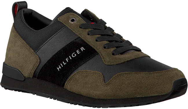 Groene TOMMY HILFIGER Sneakers MAXWELL 11C5  - large