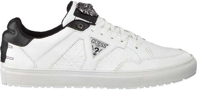 Witte GUESS Sneakers BRIAN  - large