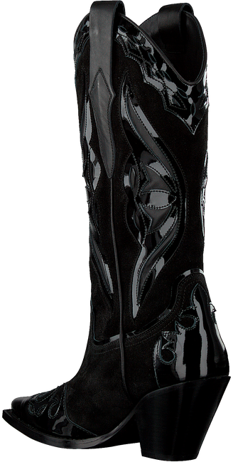 Zwarte TORAL Lange Laarzen 12514 CLAIRE ROSE X TORAL - large