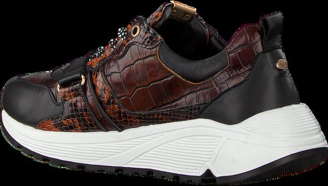 Cognac FRED DE LA BRETONIERE Lage sneakers 101010148  - large