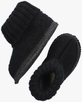 Zwarte BERGSTEIN Pantoffels COZY  - medium