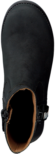 Zwarte OMODA Enkellaarsjes OM119675  - large