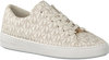 Witte MICHAEL KORS Sneakers KEATON LACE UP  - small