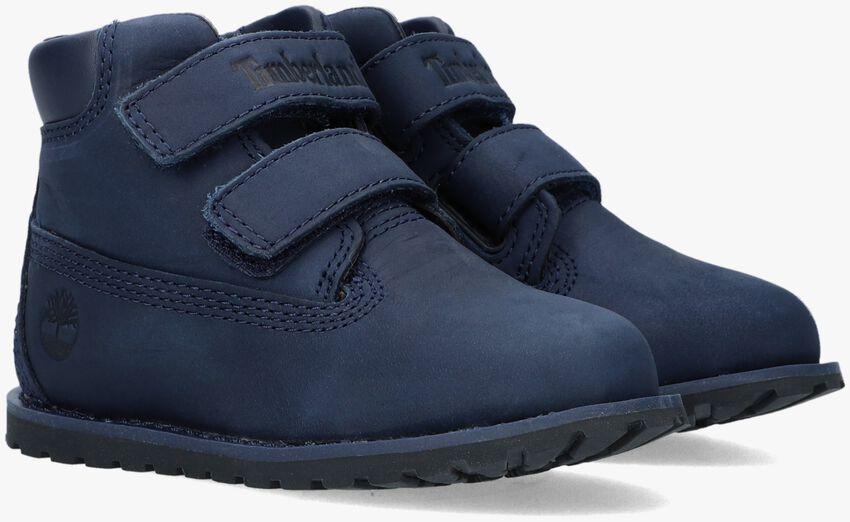 Blauwe TIMBERLAND Enkelboots POKEY PINE H&L  - larger