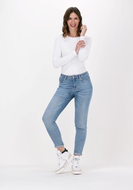 Witte ENVII T-shirt ENALLY LS O-N TEE 5314 - large