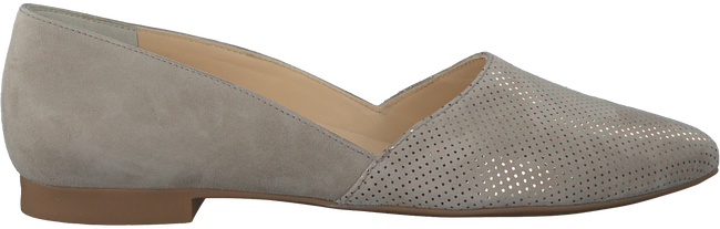 Beige PAUL GREEN Instappers 2214  - large