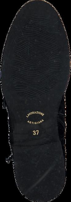 Zwarte MARIPE Veterboots 29203  - large