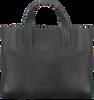 Zwarte MYOMY Handtas MY PAPER BAG HANDBAG CROSS-BODY - small