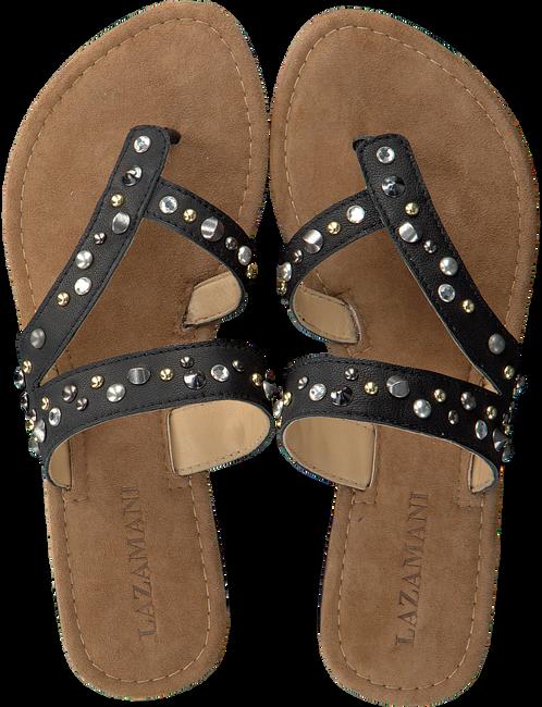 Zwarte LAZAMANI Slippers 33.683 - large