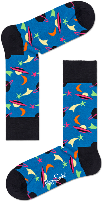 Multi HAPPY SOCKS Sokken SPACE SOCK - large