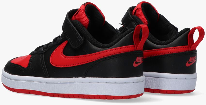 Rode NIKE Lage sneakers COURT BOROUGH LOW 2 (PS)  - larger