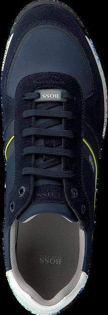 Blauwe BOSS Sneakers GLAZE LOWP NYSD - large