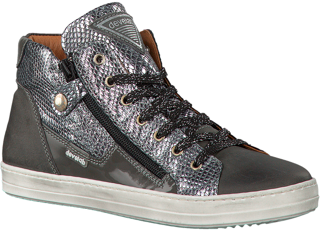 Grijze DEVELAB Sneakers 41464  - large