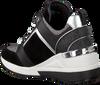 Zwarte MICHAEL KORS Sneakers GEORGIE TRAINER - small