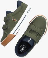 Groene POLO RALPH LAUREN Lage sneakers GRAFTYN EZ  - medium