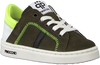 Groene PINOCCHIO Lage sneakers P1232  - small