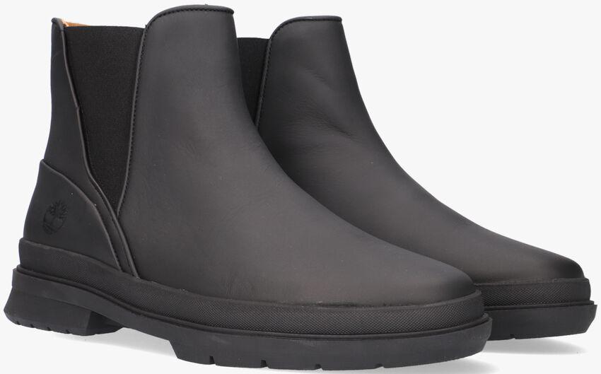 Zwarte TIMBERLAND Chelsea boots CC BOULEVARD  - larger