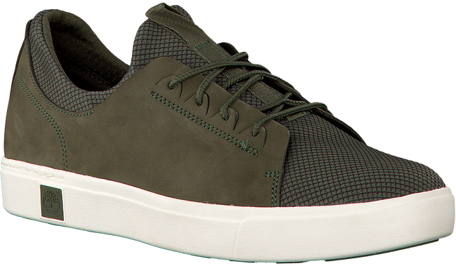 Groene TIMBERLAND Sneakers AMHERST TRAINER SNEAKER  - large