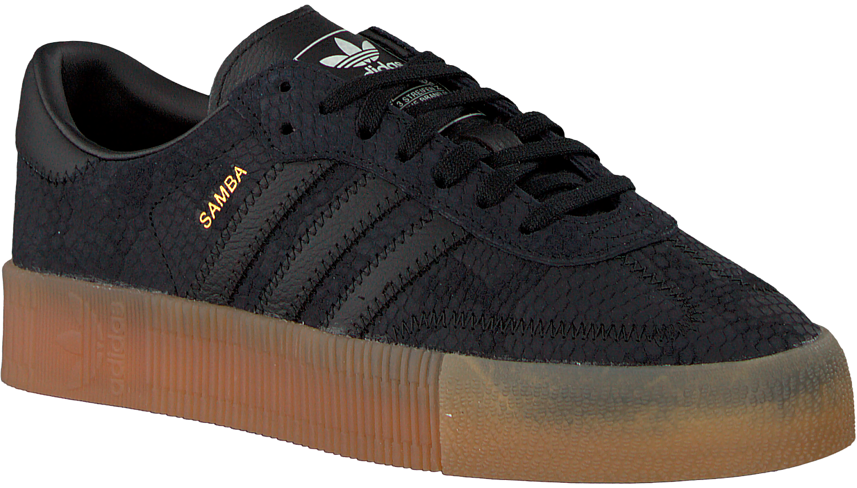 adidas bruine sneakers dames