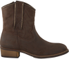 Bruine HIP Lange laarzen H1843  - small