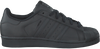 Zwarte ADIDAS Sneakers SUPERSTAR KIDS  - small