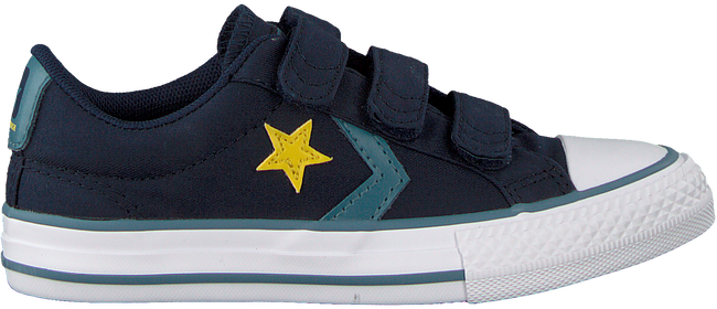 Blauwe CONVERSE Sneakers STAR PLAYER 3V OX OBSIDIAN  - large